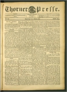 Thorner Presse 1906, Jg. XXIV, Nr. 232 + Beilage