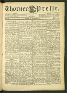 Thorner Presse 1906, Jg. XXIV, Nr. 237 + Beilage