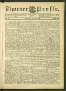 Thorner Presse 1906, Jg. XXIV, Nr. 238 + Beilage