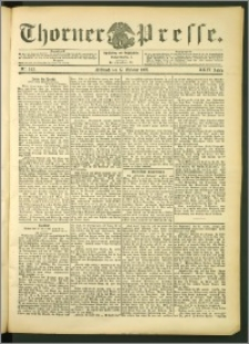 Thorner Presse 1906, Jg. XXIV, Nr. 243 + Beilage