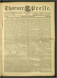 Thorner Presse 1906, Jg. XXIV, Nr. 244 + Beilage