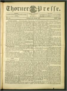 Thorner Presse 1906, Jg. XXIV, Nr. 245 + Beilage