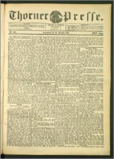 Thorner Presse 1906, Jg. XXIV, Nr. 246 + Beilage