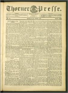 Thorner Presse 1906, Jg. XXIV, Nr. 247 + 1. Beilage, 2. Beilage, 3. Beilage