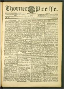 Thorner Presse 1906, Jg. XXIV, Nr. 248 + Beilage, Beilagenwerbung