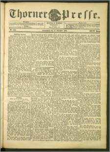 Thorner Presse 1906, Jg. XXIV, Nr. 252 + Beilage