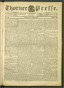 Thorner Presse 1906, Jg. XXIV, Nr. 254 + Beilage