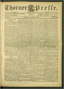 Thorner Presse 1906, Jg. XXIV, Nr. 258 + Beilage