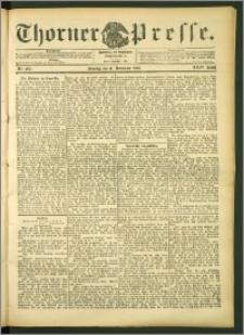 Thorner Presse 1906, Jg. XXIV, Nr. 265 + 1. Beilage, 2. Beilage, 3. Beilage
