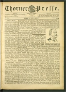 Thorner Presse 1906, Jg. XXIV, Nr. 267 + Beilage