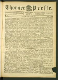 Thorner Presse 1906, Jg. XXIV, Nr. 268 + Beilage