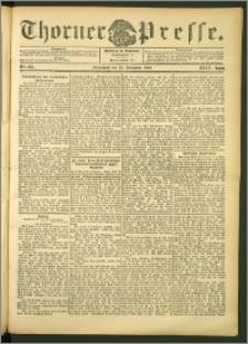 Thorner Presse 1906, Jg. XXIV, Nr. 275 + Beilage