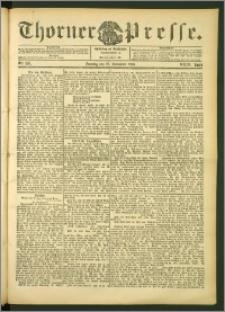 Thorner Presse 1906, Jg. XXIV, Nr. 276 + 1. Beilage, 2. Beilage, 3. Beilage, Beilage