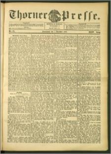 Thorner Presse 1906, Jg. XXIV, Nr. 281 + Beilage, Beilagenwerbung