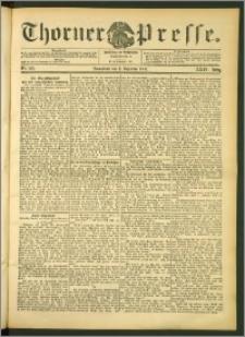 Thorner Presse 1906, Jg. XXIV, Nr. 287 + Beilage