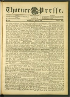 Thorner Presse 1906, Jg. XXIV, Nr. 289 + 1. Beilage, 2. Beilage, Beilagenwerbung