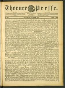 Thorner Presse 1906, Jg. XXIV, Nr. 291 + 1. Beilage, 2. Beilage