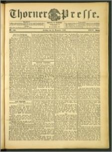 Thorner Presse 1906, Jg. XXIV, Nr. 292 + Beilage