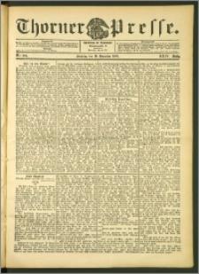 Thorner Presse 1906, Jg. XXIV, Nr. 294 + 1. Beilage, 2. Beilage, 3. Beilage, 4. Beilage