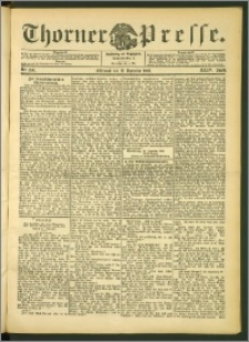Thorner Presse 1906, Jg. XXIV, Nr. 296 + 1. Beilage, 2. Beilage, Beilagenwerbung