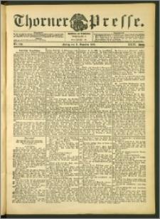 Thorner Presse 1906, Jg. XXIV, Nr. 298 + 1. Beilage, 2. Beilage
