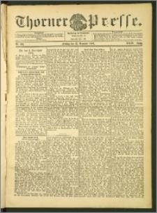 Thorner Presse 1906, Jg. XXIV, Nr. 302 + Beilage