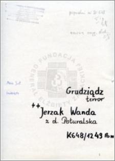 Jerzak Wanda