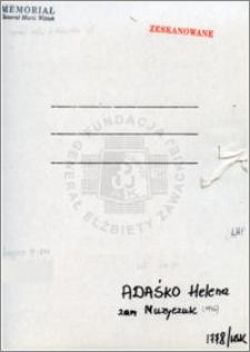 Adaśko Helena