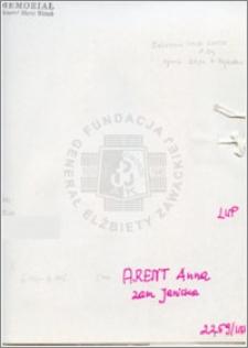 Arent Anna