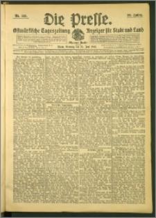 Die Presse 1908, Jg. 26, Nr. 145 Zweites Blatt, Drittes Blatt