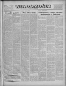 Wiadomości, R. 1, nr 10 (10), 1946