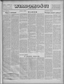 Wiadomości, R. 1, nr 11 (11), 1946