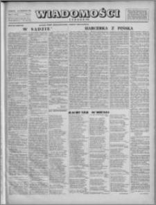 Wiadomości, R. 1, nr 12 (12), 1946