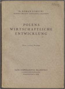 Polens wirtschaftliche Entwicklung