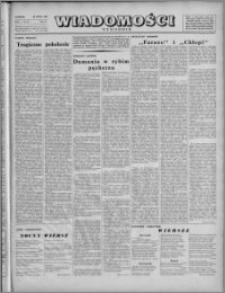 Wiadomości, R. 1, nr 17 (17), 1946