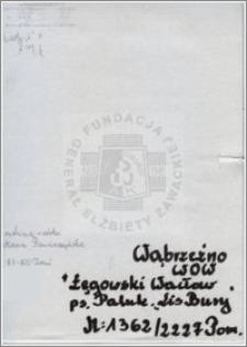 Łęgowski Wacław