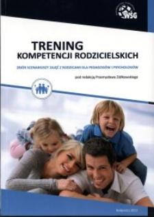 Trening kompetencji rodzicielskich