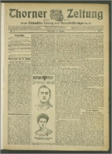 Thorner Zeitung 1907, Nr. 2