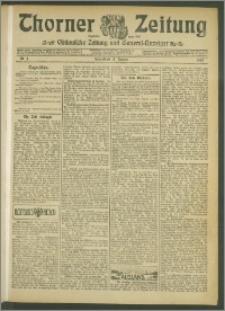 Thorner Zeitung 1907, Nr. 4