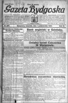 Gazeta Bydgoska 1925.10.01 R.4 nr 226