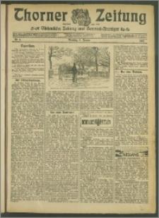 Thorner Zeitung 1907, Nr. 6