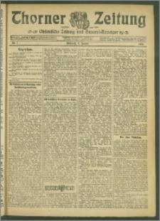 Thorner Zeitung 1907, Nr. 7