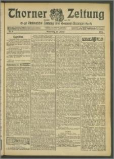 Thorner Zeitung 1907, Nr. 8