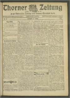 Thorner Zeitung 1907, Nr. 10