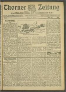 Thorner Zeitung 1907, Nr. 11 Zweites Blatt
