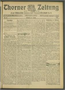 Thorner Zeitung 1907, Nr. 13