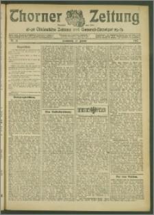 Thorner Zeitung 1907, Nr. 16
