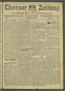Thorner Zeitung 1907, Nr. 17 Zweites Blatt