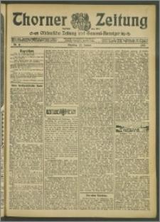 Thorner Zeitung 1907, Nr. 18