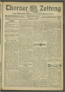 Thorner Zeitung 1907, Nr. 19